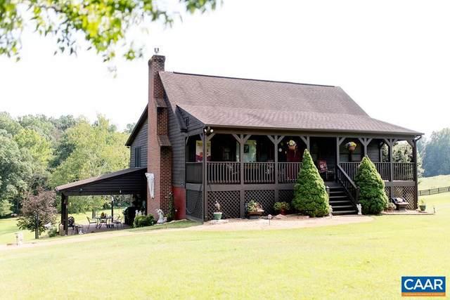 636 Rock Creek Ln, Dillwyn, VA 23936 (MLS #614157) :: KK Homes