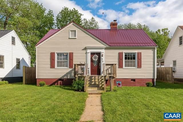 314 King Ave, WAYNESBORO, VA 22980 (MLS #614159) :: Jamie White Real Estate