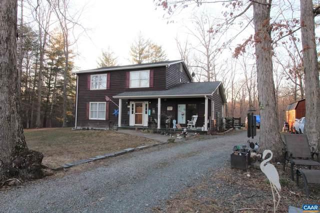 3360 Buck Island Rd, CHARLOTTESVILLE, VA 22902 (MLS #614162) :: KK Homes