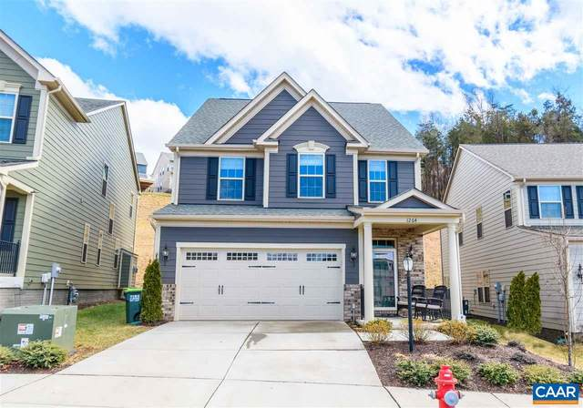 1264 Delphi Ln, CHARLOTTESVILLE, VA 22911 (MLS #614186) :: Jamie White Real Estate