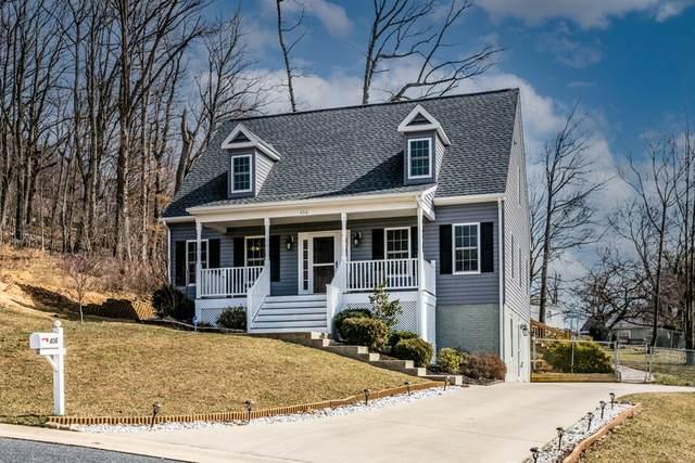 406 Campbell St, STAUNTON, VA 24401 (MLS #614540) :: Jamie White Real Estate