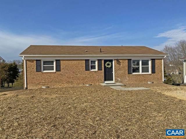 78 Kendrick Ave, Verona, VA 24482 (MLS #614644) :: Real Estate III