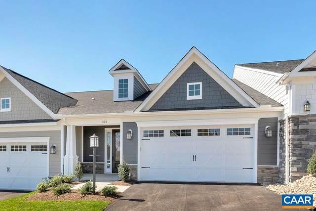 105 Dunwood Dr #105, Crozet, VA 22932 (MLS #614700) :: Real Estate III