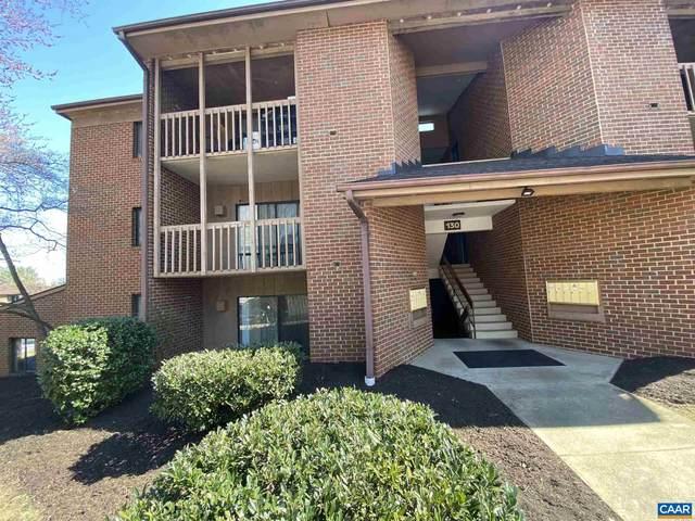 130 Turtle Creek Rd #1, CHARLOTTESVILLE, VA 22901 (MLS #614747) :: Real Estate III