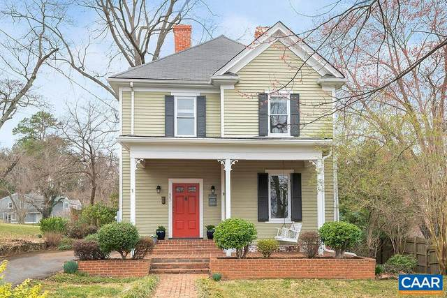 807 Park St, CHARLOTTESVILLE, VA 22902 (MLS #614900) :: Jamie White Real Estate