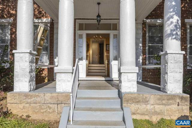 901 East Jefferson St, CHARLOTTESVILLE, VA 22902 (MLS #614922) :: Jamie White Real Estate