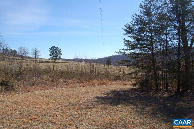 0 Simmons Gap Rd, FREE UNION, VA 22940 (MLS #614948) :: Real Estate III