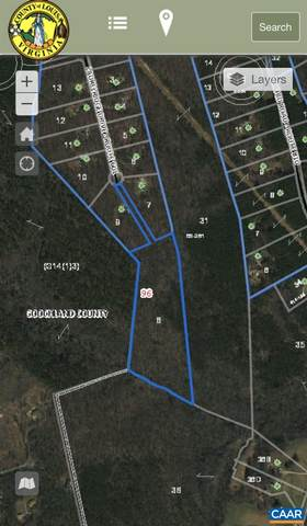 Lot 8 Laurel Ridge Dr #8, MINERAL, VA 23117 (MLS #614972) :: Real Estate III