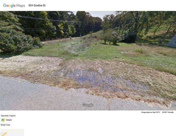 924 Gordon St, STAUNTON, VA 24401 (MLS #615011) :: Kline & Co. Real Estate