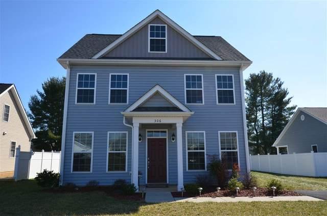 306 Taylor St, WAYNESBORO, VA 22980 (MLS #615034) :: Real Estate III