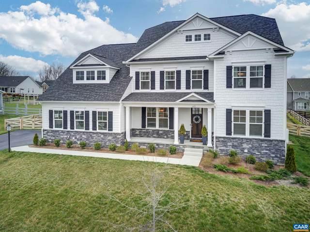 1437 Trinity Way, Crozet, VA 22932 (MLS #615073) :: Real Estate III