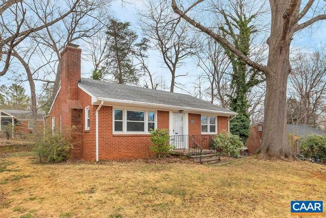 1421 Westwood Rd, CHARLOTTESVILLE, VA 22903 (MLS #615128) :: Jamie White Real Estate