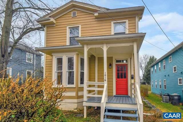 1016 Grove St, CHARLOTTESVILLE, VA 22903 (MLS #615152) :: Jamie White Real Estate