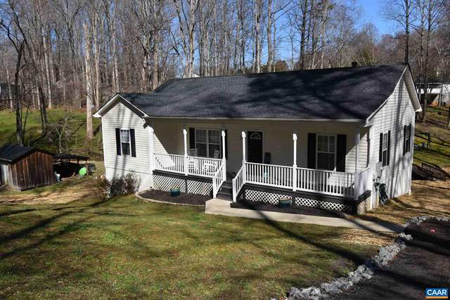 79 Larkspur Rd, RUCKERSVILLE, VA 22968 (MLS #615181) :: Real Estate III
