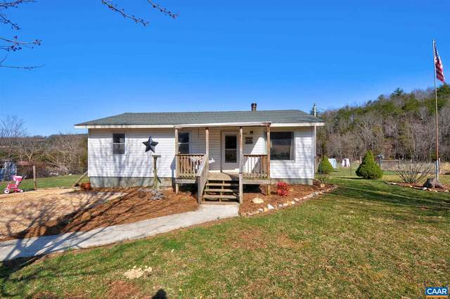 1595 Little River Rd, Goshen, VA 24439 (MLS #615183) :: Real Estate III
