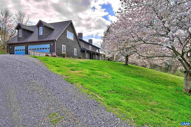 248 Gilmore Ln, LEXINGTON, VA 24450 (MLS #615262) :: Real Estate III