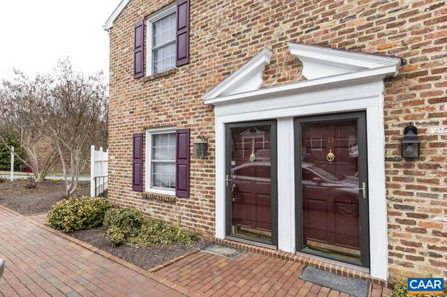 210 Saponi Ln #12, CHARLOTTESVILLE, VA 22901 (MLS #615325) :: Real Estate III