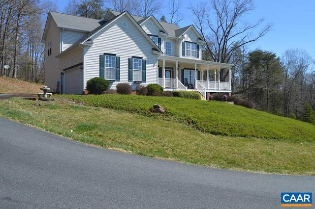 285 March Rd, STANARDSVILLE, VA 22973 (MLS #615326) :: Real Estate III