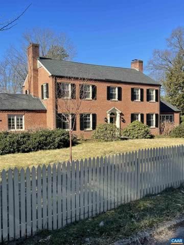 2002 Spottswood Rd, CHARLOTTESVILLE, VA 22902 (MLS #615341) :: KK Homes
