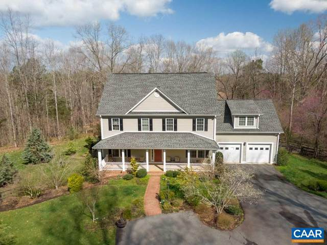 2156 Polo Grounds Rd, CHARLOTTESVILLE, VA 22911 (MLS #615384) :: KK Homes