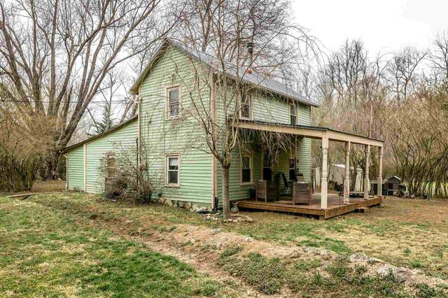 915 Hamlet Ave, WAYNESBORO, VA 22980 (MLS #615411) :: KK Homes
