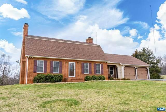 1760 Lambs Rd, CHARLOTTESVILLE, VA 22901 (MLS #615421) :: Real Estate III