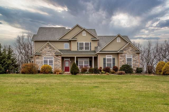 180 Ridgemore Dr, Raphine, VA 24472 (MLS #615533) :: Real Estate III
