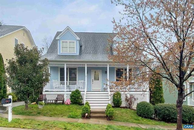 1880 Clay Dr, Crozet, VA 22932 (MLS #615549) :: Real Estate III