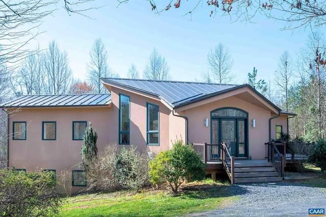 3023 Alberene Church Ln, Esmont, VA 22937 (MLS #615564) :: Real Estate III