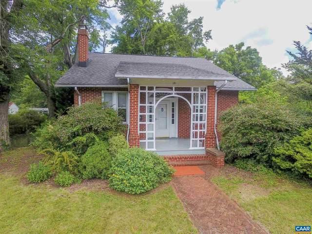 191 Barbour St, ORANGE, VA 22960 (MLS #615636) :: Real Estate III
