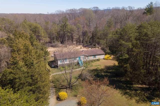 3870 Stony Point Rd, KESWICK, VA 22947 (MLS #615681) :: Real Estate III