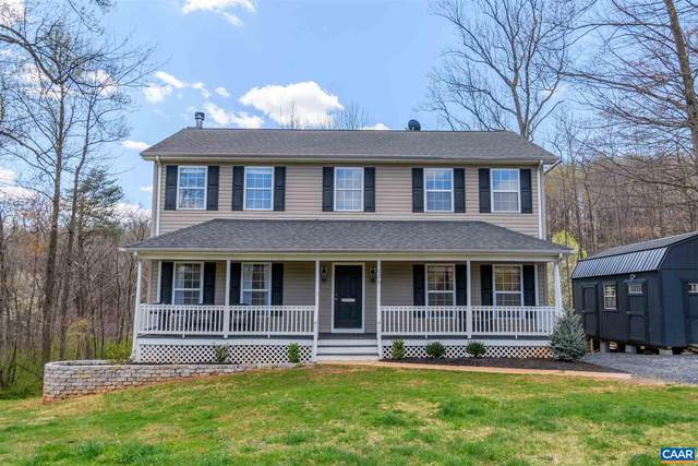 120 Birdsall Ln, AFTON, VA 22920 (MLS #615724) :: Real Estate III