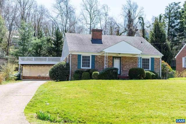 258 Newton St, ORANGE, VA 22960 (MLS #615761) :: Real Estate III