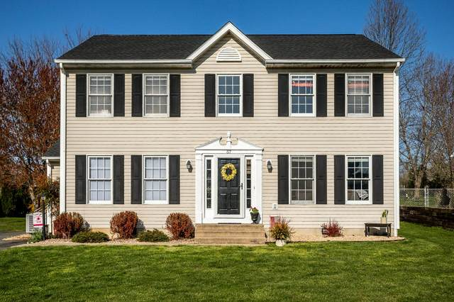 57 Arrowhead Ln, Stuarts Draft, VA 24477 (MLS #615770) :: KK Homes