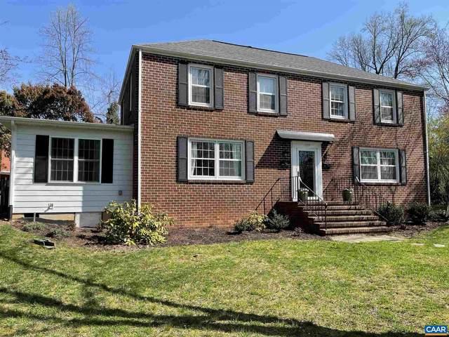1953 Thomson Dr, CHARLOTTESVILLE, VA 22903 (MLS #615780) :: KK Homes