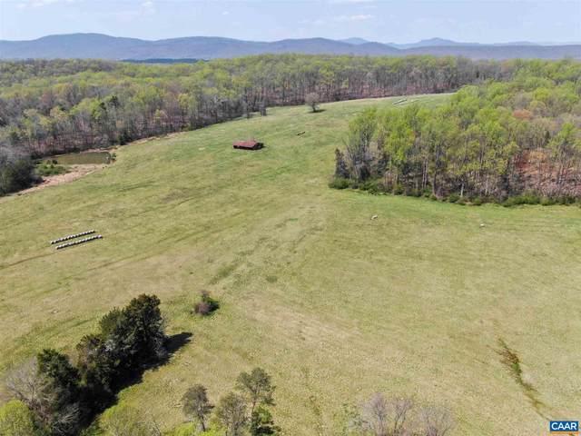 0B Green Mountain Rd, Esmont, VA 22937 (MLS #615812) :: Real Estate III