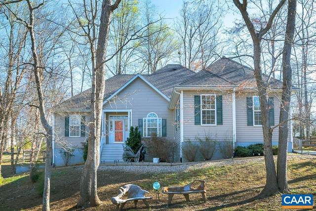 35 Oak Grove Rd, Palmyra, VA 22963 (MLS #615813) :: KK Homes