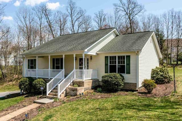 7497 Mcgaheysville Rd, Penn Laird, VA 22846 (MLS #615816) :: Real Estate III