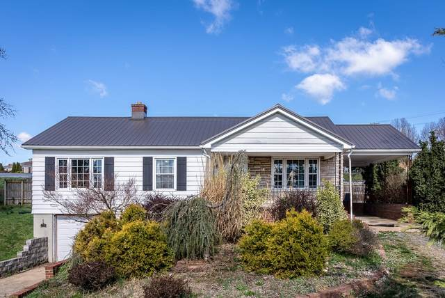 41 Garbers Church Rd, HARRISONBURG, VA 22801 (MLS #615831) :: Real Estate III