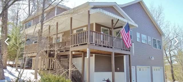 507 Deloris Rd, Basye, VA 22810 (MLS #615854) :: Real Estate III
