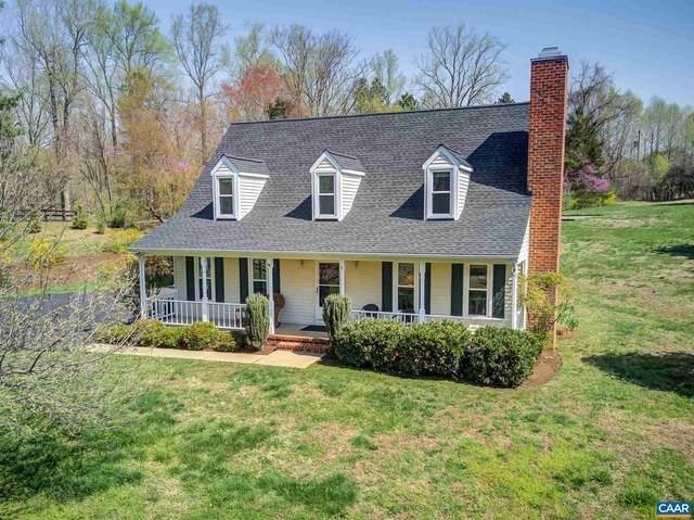 500 Arrowhead Dr, Earlysville, VA 22936 (MLS #615869) :: Real Estate III