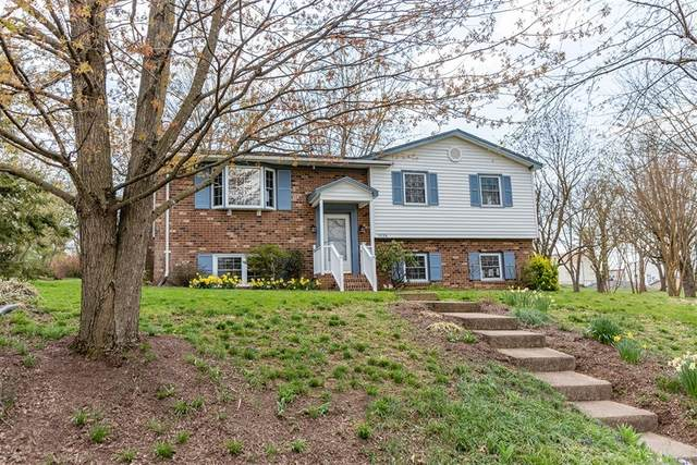 1136 Sharpes Dr, HARRISONBURG, VA 22801 (MLS #615872) :: Real Estate III