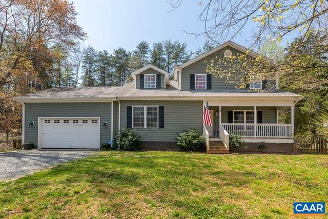 32 Turkeysag Trl, Palmyra, VA 22963 (MLS #615881) :: KK Homes