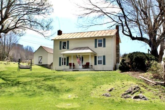 2011 Broadhead School Rd, Middlebrook, VA 24459 (MLS #615887) :: Real Estate III