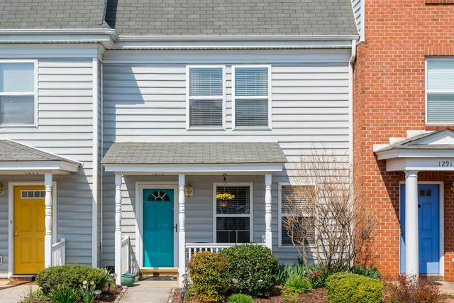 1293 Old Richmond Cir, HARRISONBURG, VA 22801 (MLS #615888) :: Real Estate III