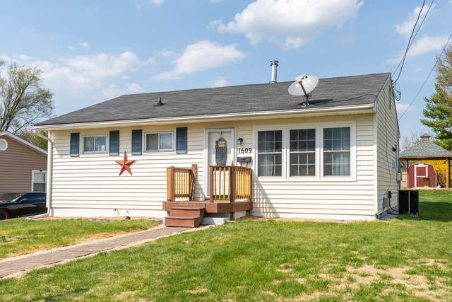 1609 Monroe St, WAYNESBORO, VA 22980 (MLS #615889) :: KK Homes