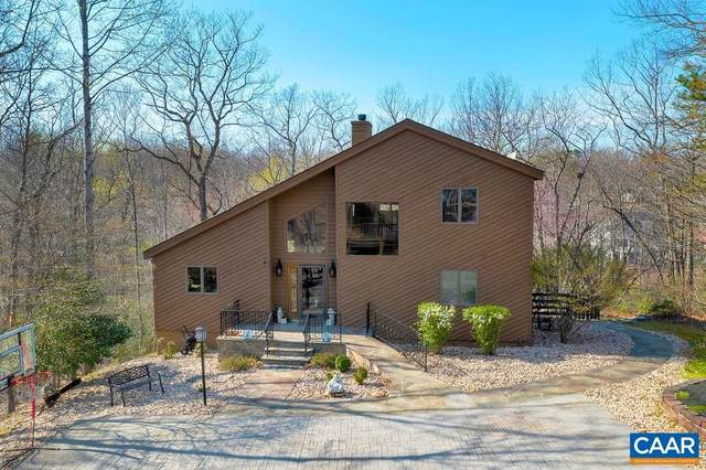 38 Cliftwood Rd, Palmyra, VA 22963 (MLS #615900) :: KK Homes