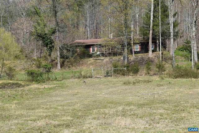 2376 Simmons Gap Rd, FREE UNION, VA 22940 (MLS #615901) :: Real Estate III