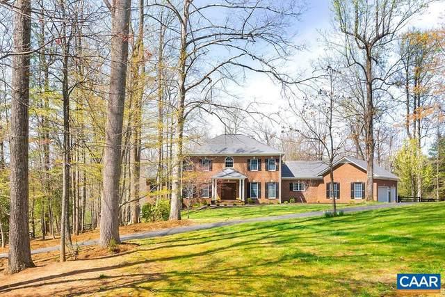 2454 Ivy Springs Ln, CHARLOTTESVILLE, VA 22901 (MLS #615905) :: KK Homes