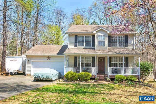 13 Stonewall Rd, Palmyra, VA 22963 (MLS #615908) :: KK Homes